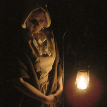 A 'Candlelight Tour' of Old City Cemetery