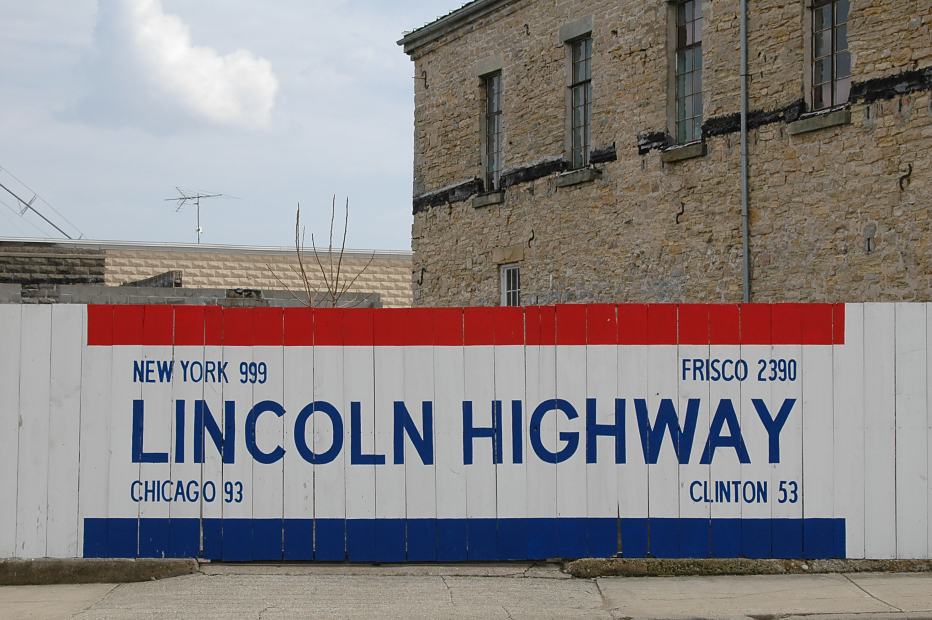 Lincoln Highway Association Headquarters, Franklin Grove, Illinois