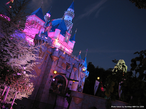 disneyland california castle. Sleeping Beauty Castle