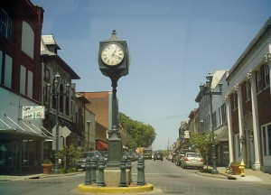 Historic Downtown Cape Girardeau, Missouri