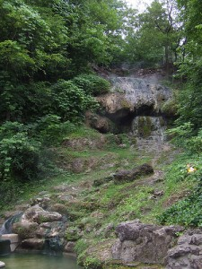 Natural hot spring, Hot Springs, Arkansas